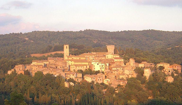 San Casciano Dei Bagni Italy